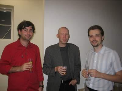 Matthias, Michael, Reinhard